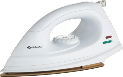Bajaj DX 7 Light Weight Dry Iron (White)