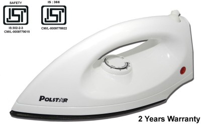 Polstar DX21 Dry Iron (White)