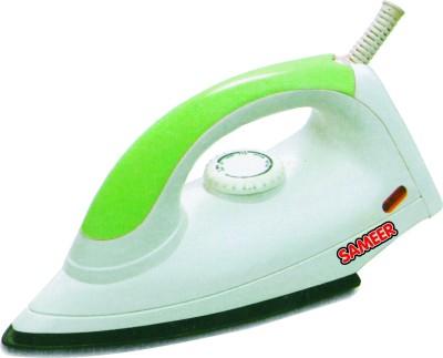 Sameer L/X7 Teflon Dry Iron (Green)