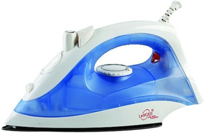 Longer Eco Steam Iron (Blue, White)