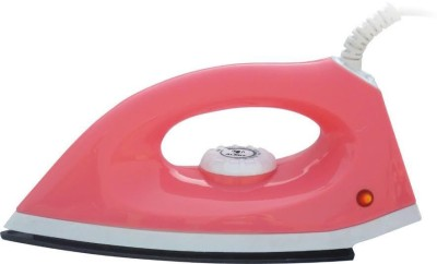 Happy Home Jz Dry Iron (Pink)