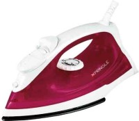 Pringle SI--0501 Steam Iron (Maroon, White)