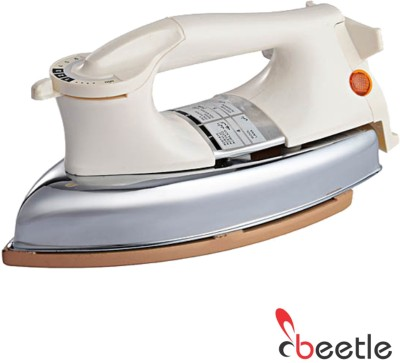Rally beetle Dry Iron (ivory, steel)