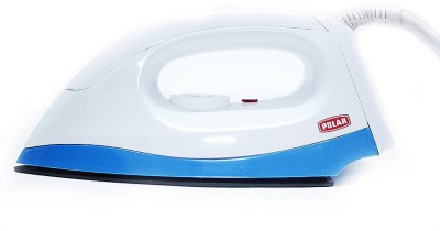Polar D 1000P1 Dry Iron (White, Blue)
