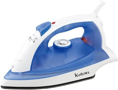 Ketvin Dream Steam Iron (Blue)