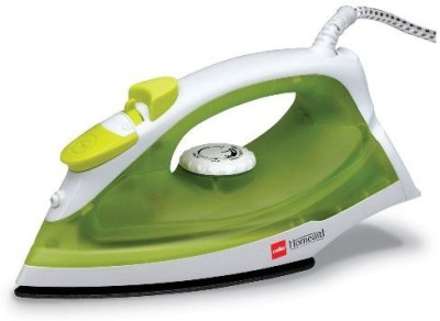 Cello steamy iron Garment Steamer (Green, White)