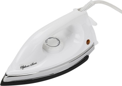 Sphere Iron Plain Dry Iron (Amazing White)