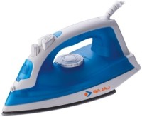 Bajaj Majesty MX6 Steam Iron (Blue & White)