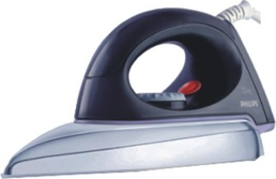 PHILIPS GC83 Dry Iron (BLACK)
