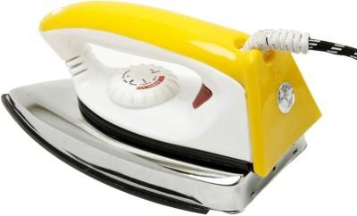 Muxyn KW186 Dry Iron (Yellow, White)
