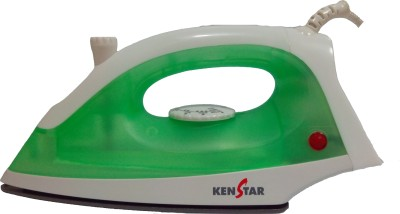 Buy Kenstar Shiney Steam Iron For Rs 599 Only - Flipkart Deal
