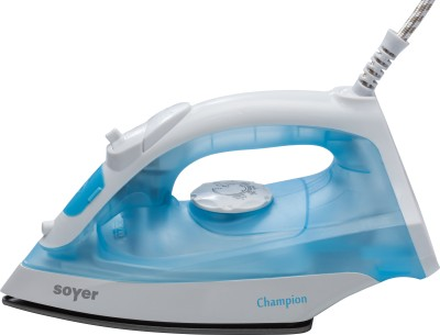 Soyer SI102 Champion Series Steam Iron (Blue)