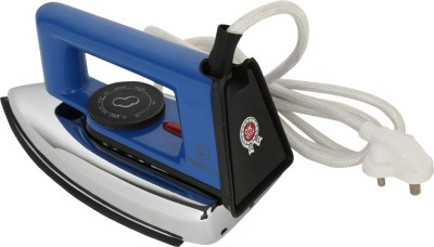 Pankul Popular Dry Iron (Blue, Silver)