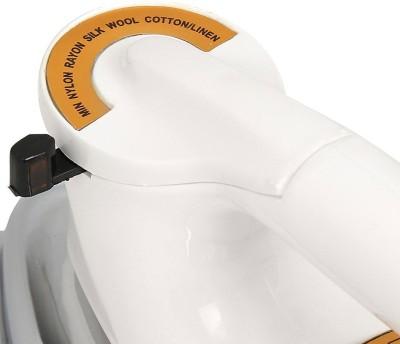 Pankul Plancha Dry Iron (White)