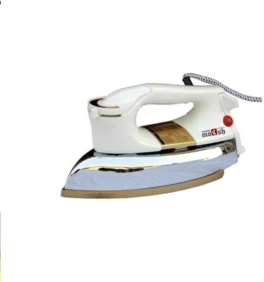 Moksh Standard Plus Heavy Weight Dry Iron (White)