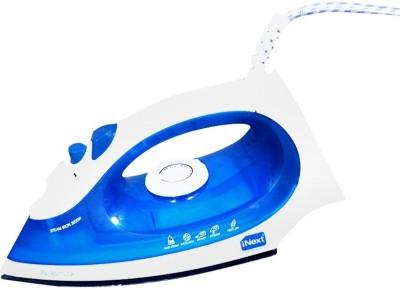 Inext 901 White Steam Iron (Blue)