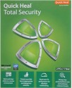 Quick Heal TOTAL SECURITY 2USER 1YEAR: Security Software