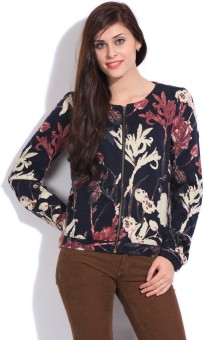 Only Full Sleeve Printed Women's Jacket