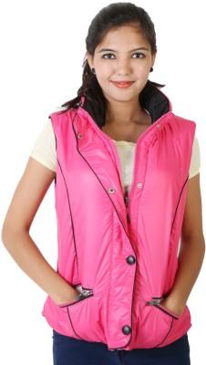 Asst Sleeveless Solid Reversible Women's Reversible Jacket - JCKEYEEFH5FNXDBY