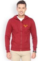 Campus Sutra Full Sleeve Solid Men's Fleece Jacket - JCKDZVDXXEQ2FDSZ