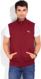 Puma Sleeveless Solid Men's Jacket