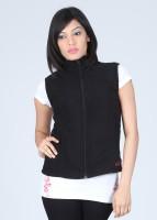 Wildcraft Sleeveless Solid Women's Jacket