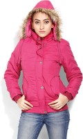 Fort Collins Full Sleeve Solid Women's Jacket - JCKDZKC73PF8TBKG
