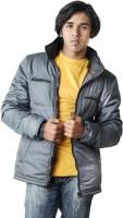 Truccer Basics Full Sleeve Solid Men's Slim Fit Winter Jacket Jacket