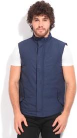 Levi's Sleeveless Solid Men's Jacket