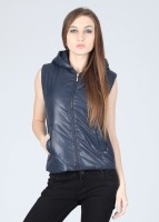 Lotto Sleeveless Solid Women's Quilted Jacket