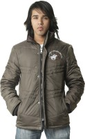 Truccer Basics Full Sleeve Solid Men's Slim Fit Winter Jacket Jacket - JCKEFXWZYNQHGDMD