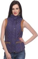 Madame Sleeveless Solid Women's Jacket - JCKE2MAC74GNNWMF