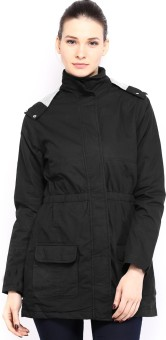 Roadster Full Sleeve Solid Women's Non-Quilted Jacket