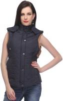 Madame Sleeveless Solid Women's Jacket - JCKE2MACHYCNRG99