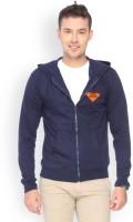 Campus Sutra Full Sleeve Solid Men's Fleece Jacket - JCKDZVDXFJJWXCAY