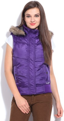 Duke Duke Sleeveless Solid Women's Jacket