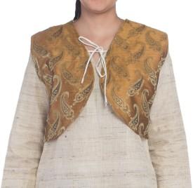 Kosa Sleeveless Embellished Women's Jacket