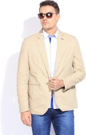 Parx Full Sleeve Solid Men's Jacket