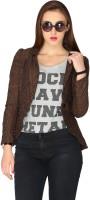 Max Full Sleeve Solid Women's Jacket - JCKEYUNDKPKCCNVA