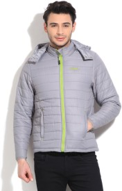 Wildcraft Full Sleeve Solid Men's Quilted Jacket