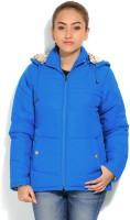 Fort Collins Full Sleeve Solid Women's Jacket - JCKDZKC7MCE5RWBR