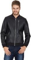 Hypernation Full Sleeve Self Design Men's Quilted Jacket