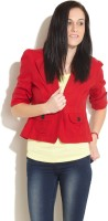 Mojo 3/4 Sleeve Women's Cropped Jacket
