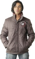 Truccer Basics Full Sleeve Solid Men's Slim Fit Winter Jacket Jacket
