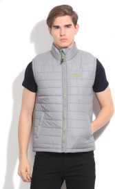 Wildcraft Sleeveless Solid Men's Quilted Jacket