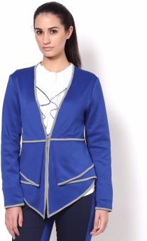 Kaaryah Olie Full Sleeve Solid Women's Drape Jacket