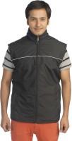NU9 Sleeveless Solid Reversible Men's Reversible Jacket