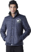 Truccer Basics Full Sleeve Solid Men's Slim Fit Winter Jacket Jacket - JCKEFXWZ2CYU96DG
