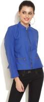 Liebemode Full Sleeve Solid Women's Jacket