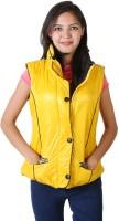 Asst Sleeveless Solid Reversible Women's Reversible Jacket - JCKEYEEFEUYBGVRZ